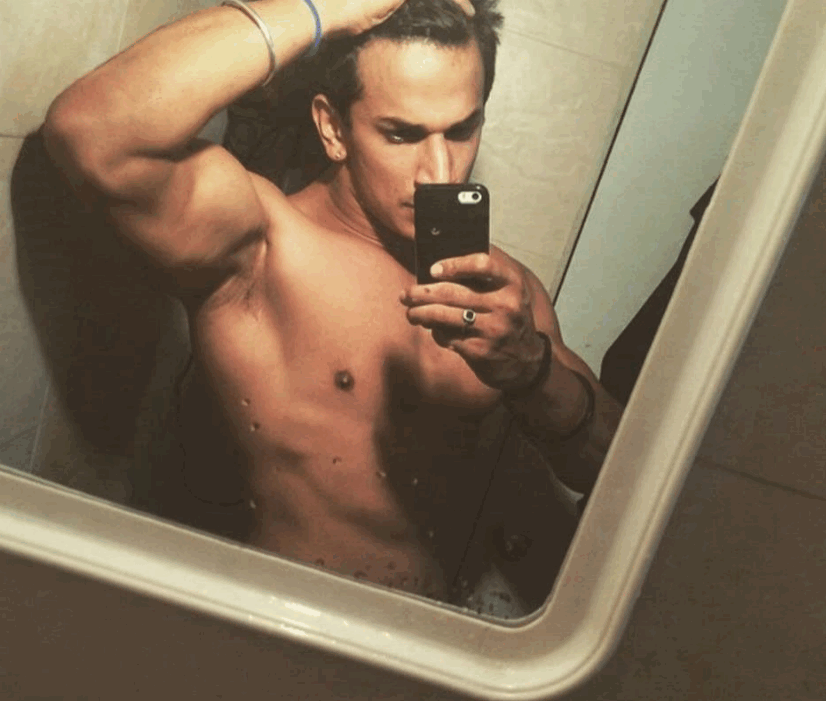 prince narula body shirtless pictures