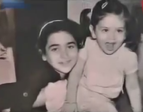 kareena kapoor childhood pics