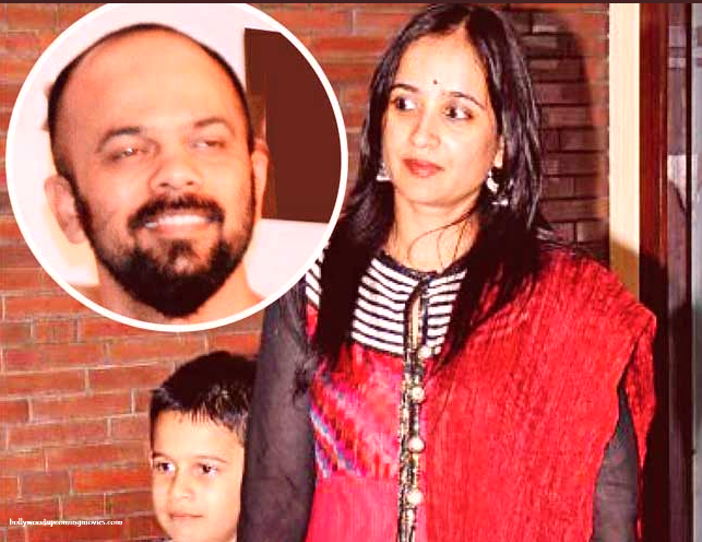 rohit shetty wife maya more son