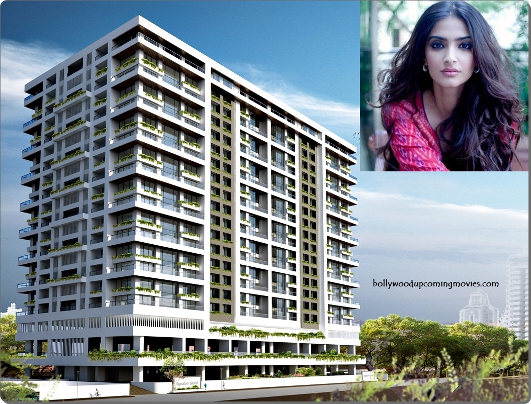 sonam kapoor house pictures