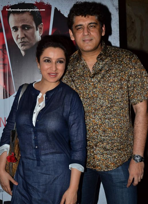 tisca chopra husband