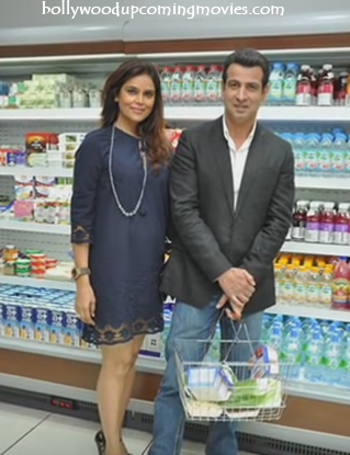 ronit roy wife neelam photo