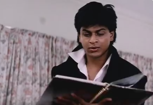 Best Bollywood thriller movies of all Time Baazigar Shahrukh Khan