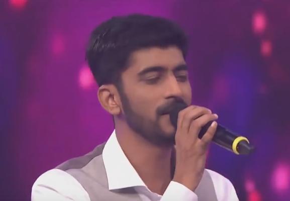 Mohammed Irfan singer photo