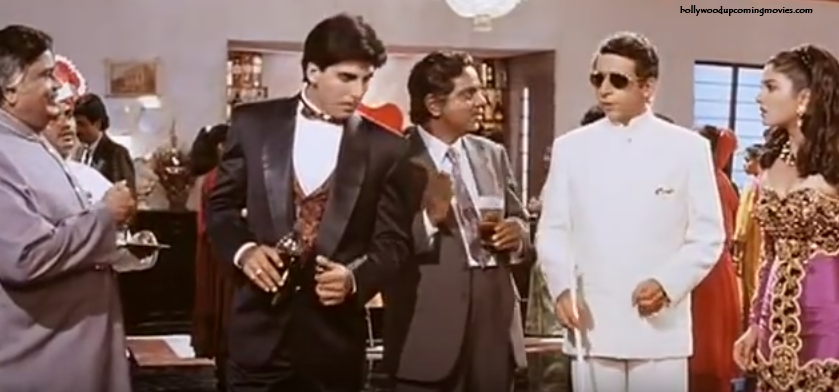 mohra movie