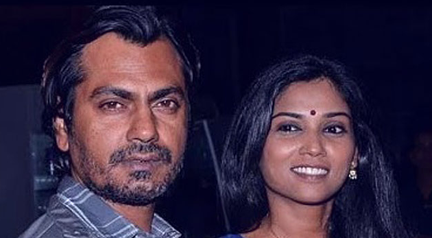 nawazuddin siddiqui wife anjali picture
