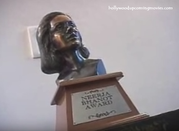 neerja bhanot award photo