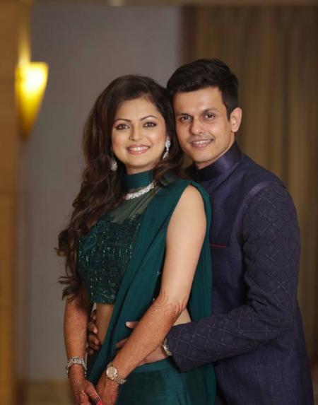 Drashti Dhami husband neeraj