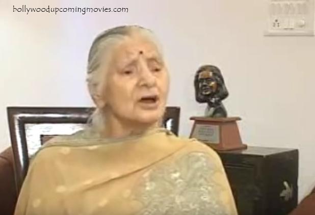 Neerja Bhanot mother Rama photo