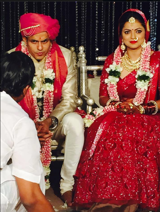 drashti dhami wedding picture