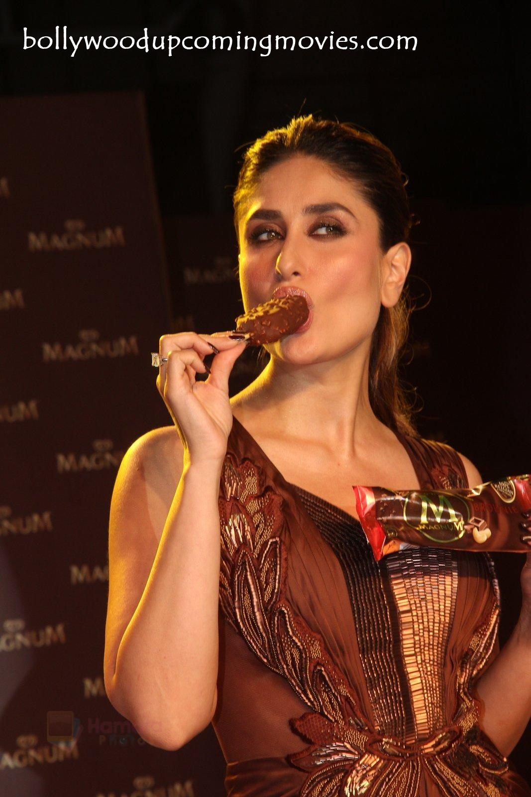 Kareena Kapoor at Magnum launch in Mumbai on 25th Feb 2016 shown to user 35136