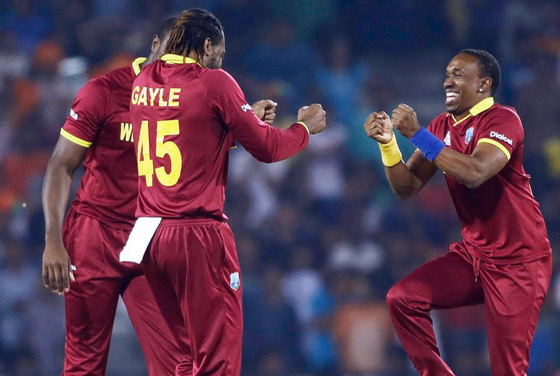 champion song dance step west indies cricket team