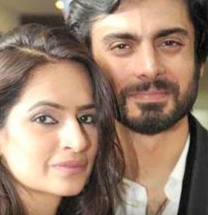 fawad khan wife sadaf picture